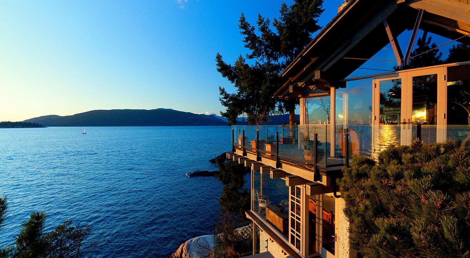 Fabulous Seaside Property