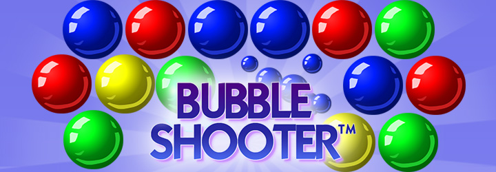 bubble-shooter banner