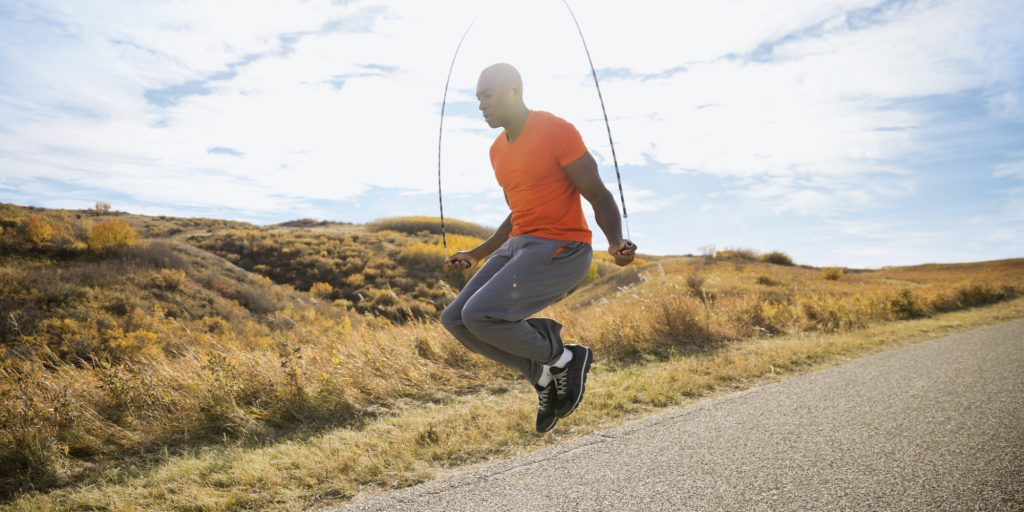 Endless Jumping Exercises are great for Fat Loss