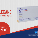 Clexane 40 mg injection