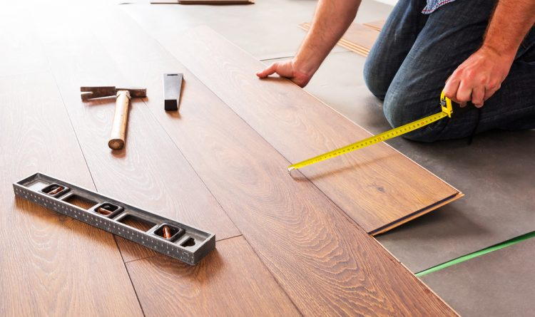 Installing Floating Flooring