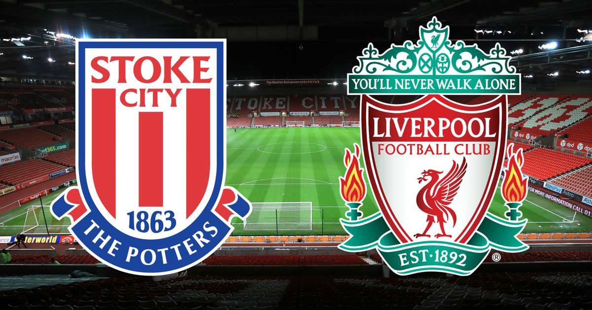 Liverpool vs Stoke City MATCH