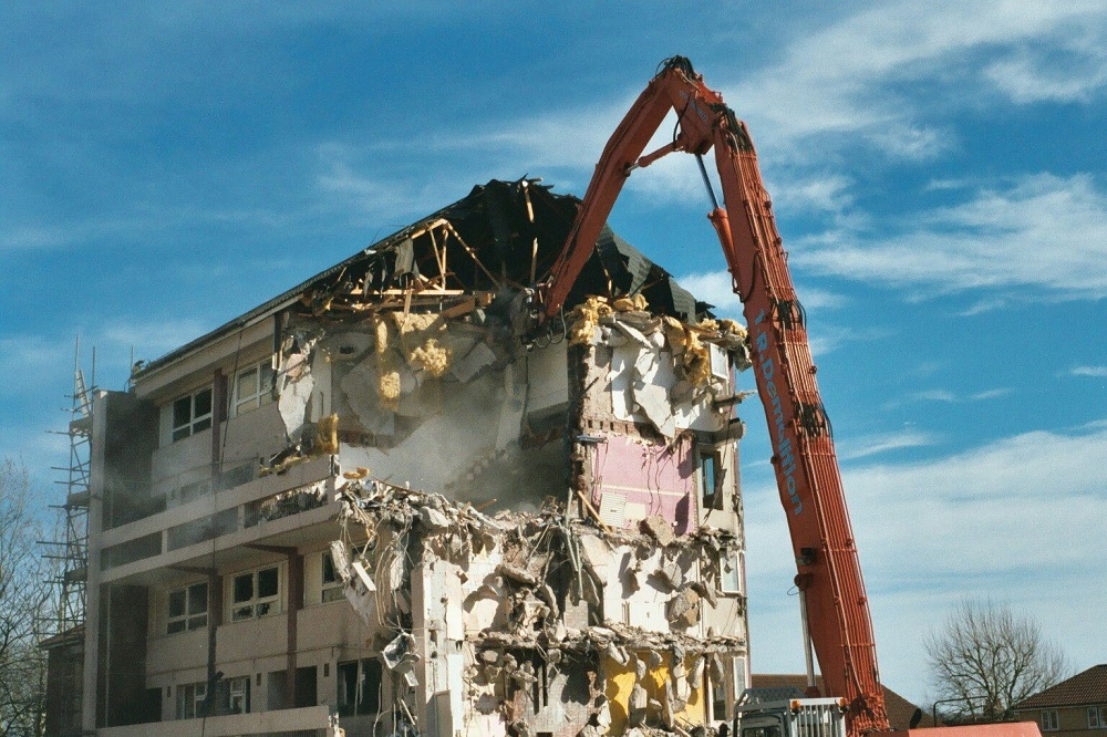 Common Demolition Services and Methods