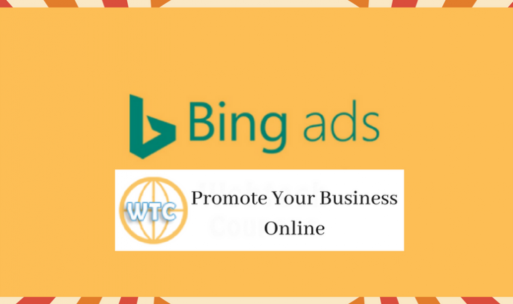 Promote Your Business With Bing Ads