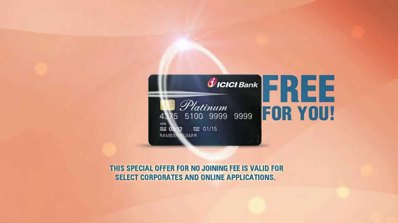 icici bank credit card vbv registration