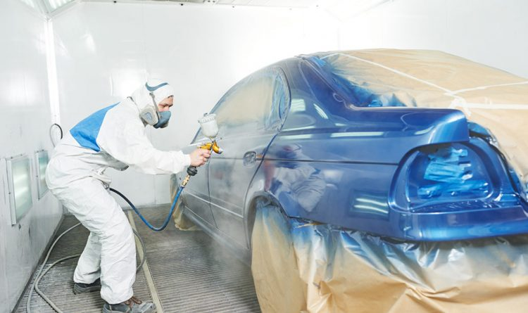 Auto Car Paint Shop