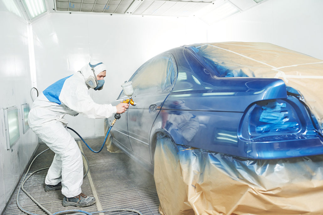 Selecting A Fair Auto Car Paint Shop
