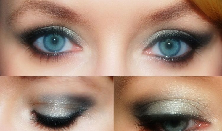 Guidlines for doing make up on delicate eyes