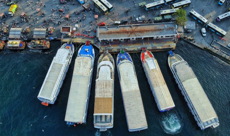 Types of International Ships
