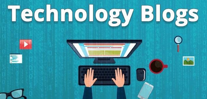 top technology blogs