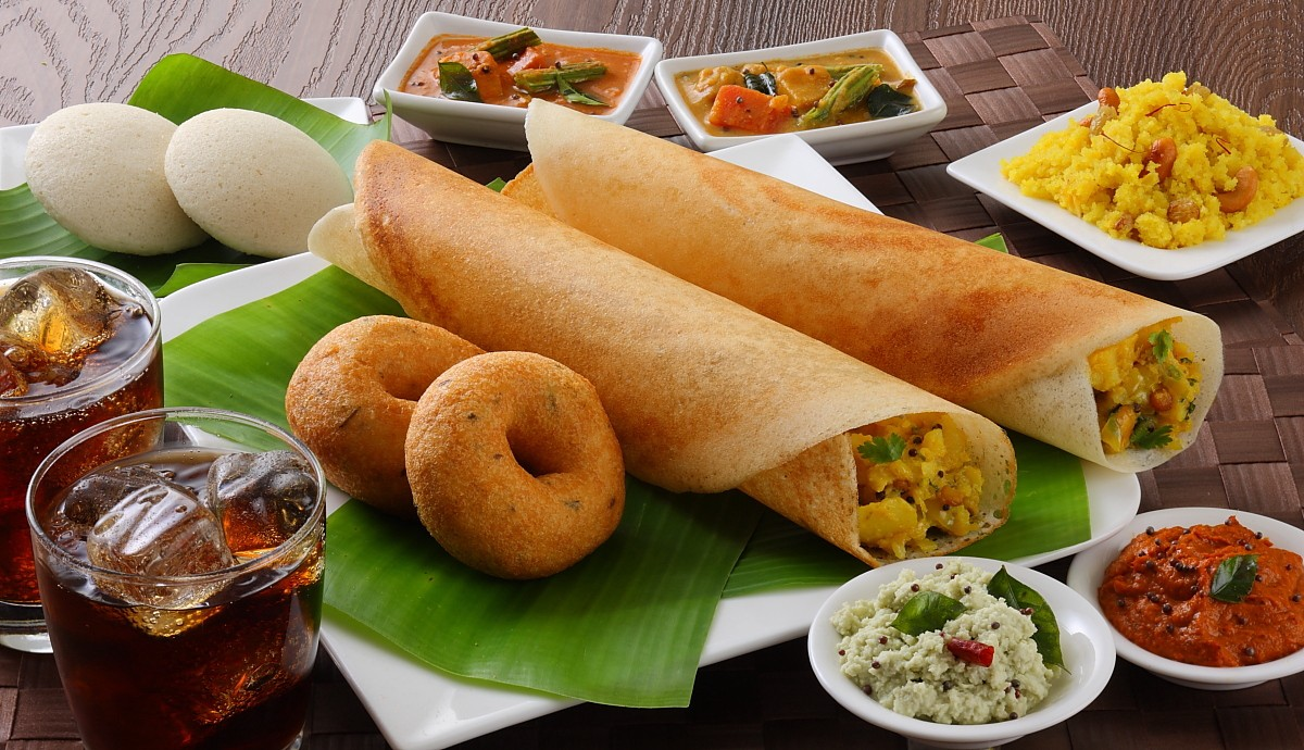 Indulge in south Indian food at Cambridge