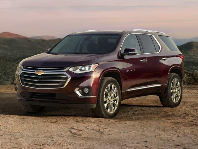 Popular Crossovers and SUV's of 2019 from Chevrolet
