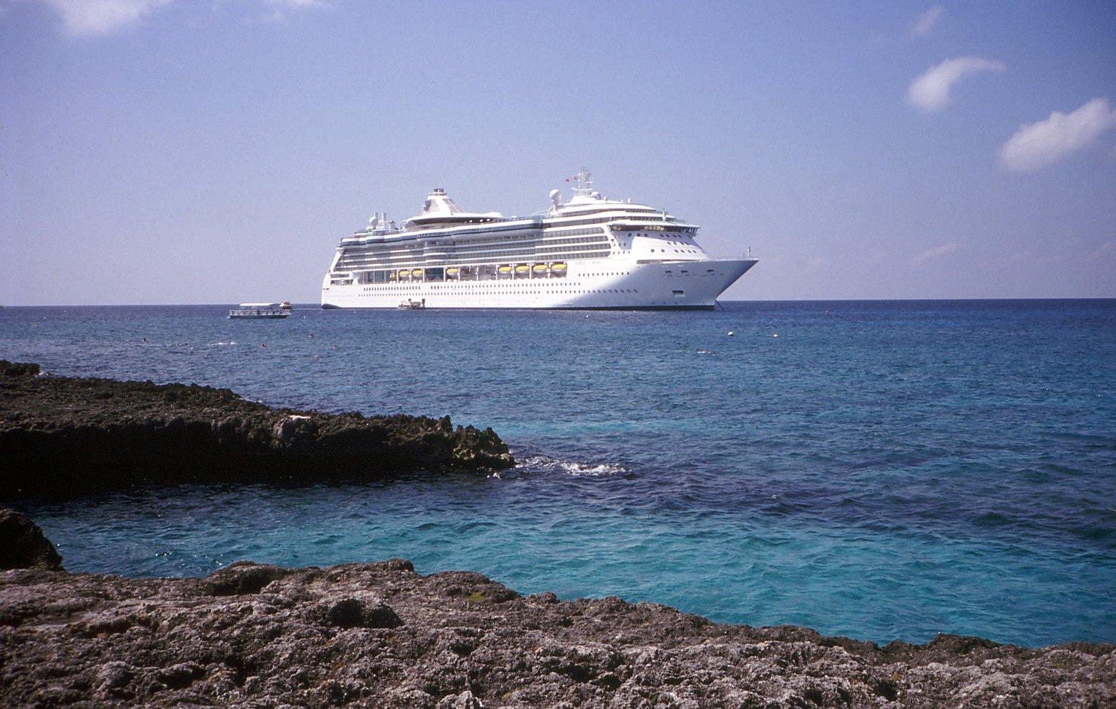 Main Parts of Cruise Ships