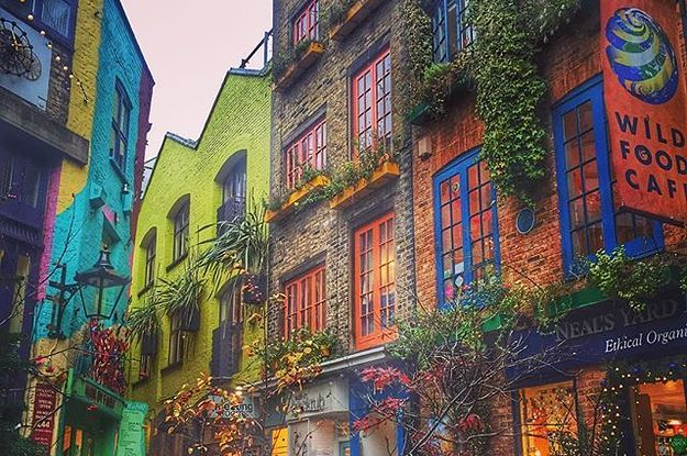 Discovering 7 Hidden Instagrammable Spots in the UK