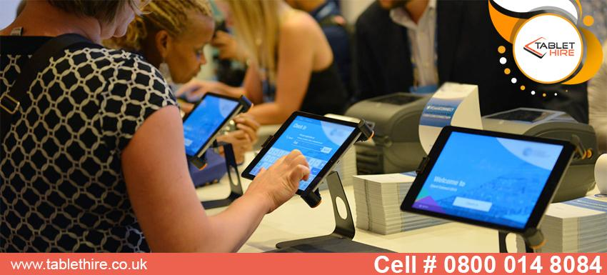 Hire iPads as Interactive Voting Pads for Live Business Events