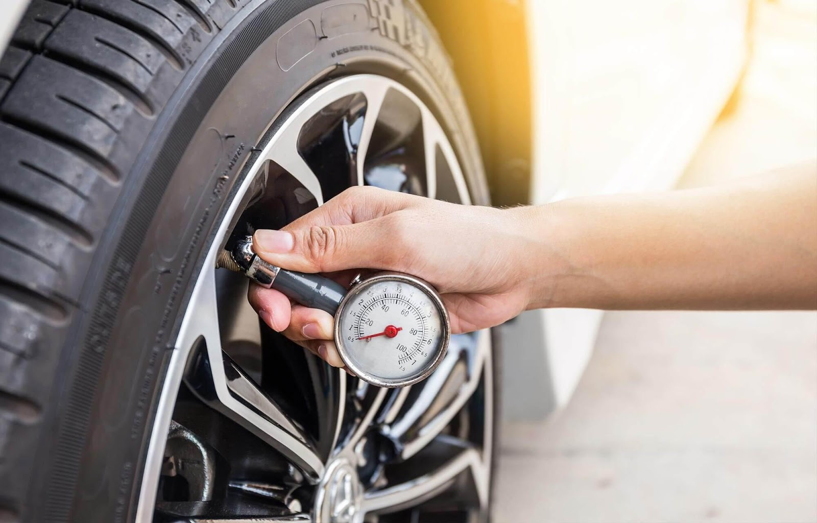 The Role of Tire Pressure in the Performance of a Vehicle