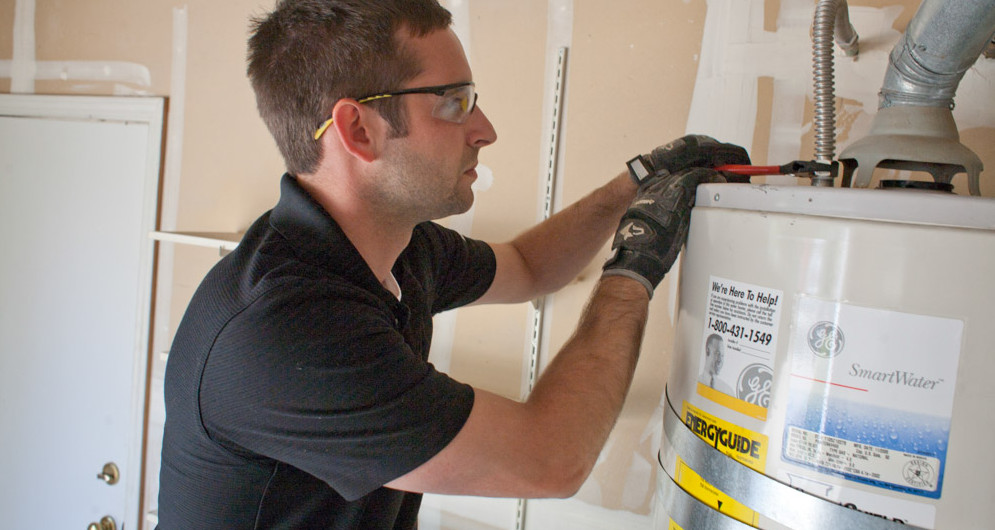 water heater repair in Phoenix