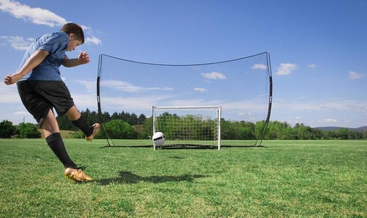 soccer goal for youths