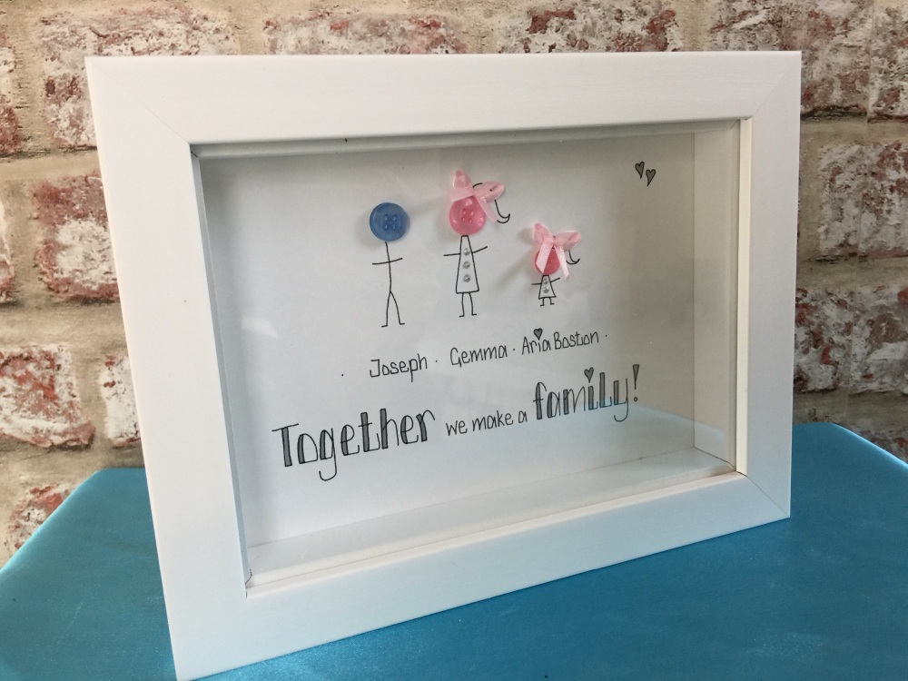 Why Choose Personalised Box Frames For Gifting?
