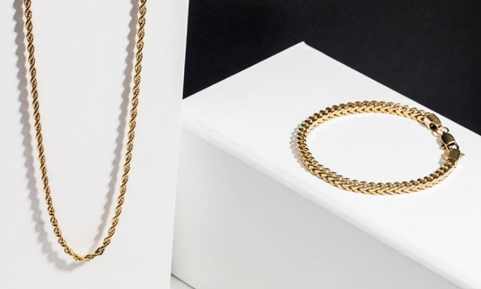 Different Types of Mens Gold Chains