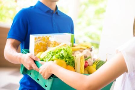 Groceries Delivered