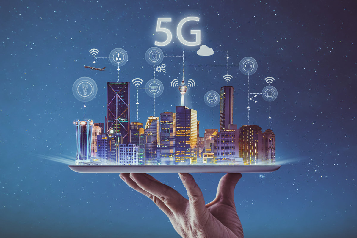5G Technology: What to Expect from The Latest Telecom Tech