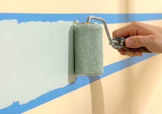 Crisp Painting Lines