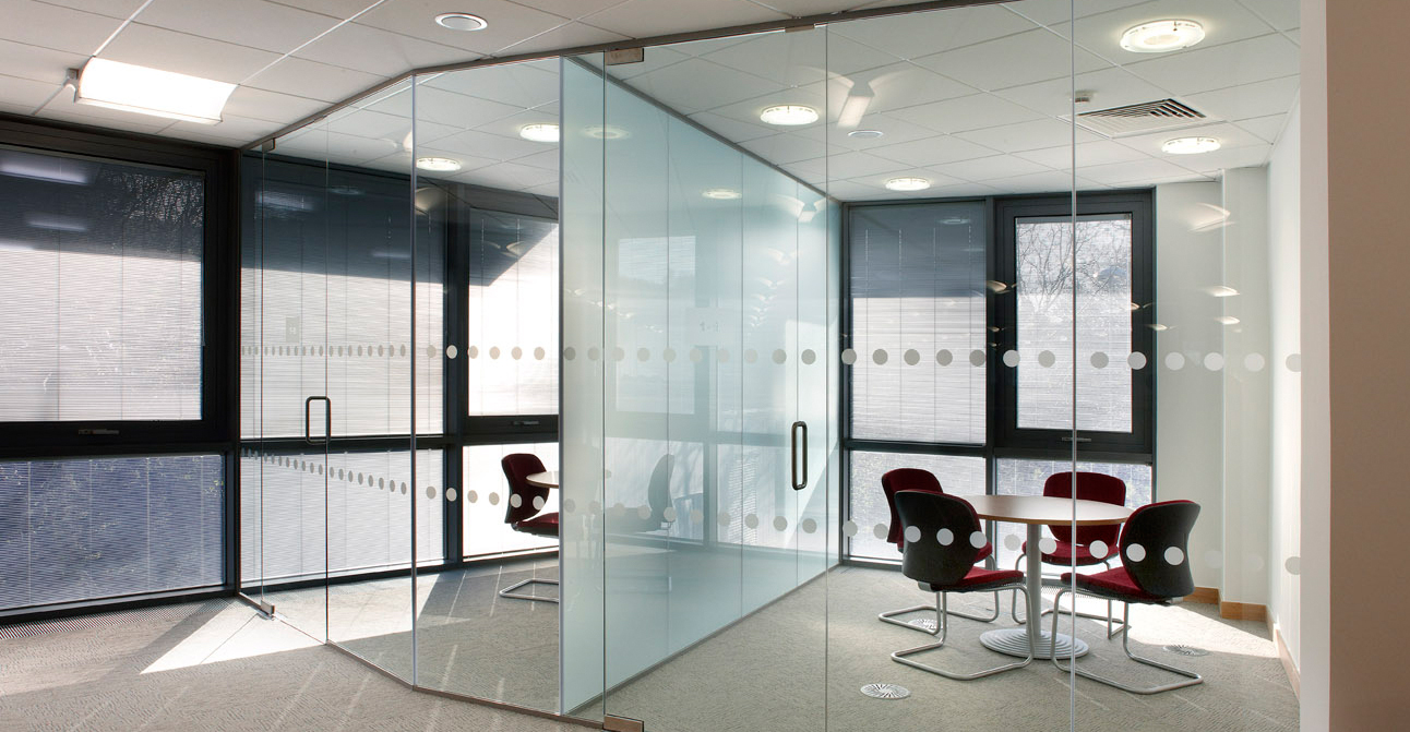 What Benefit Comes With Glass Partitions In Offices