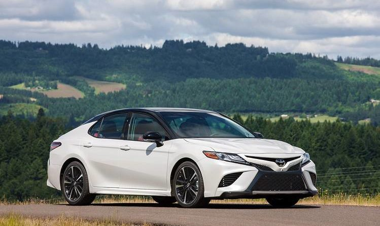 2020 EDITION OF CAMRY