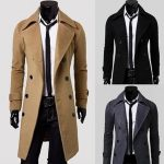 Why should you order long overcoat online?