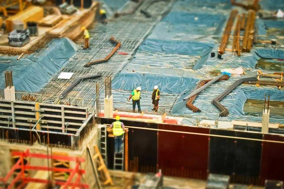 tilt panel construction