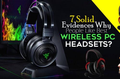 Best Wireless PC Headsets