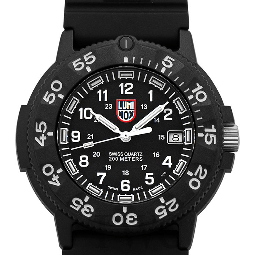 Robust Watches From Luminox