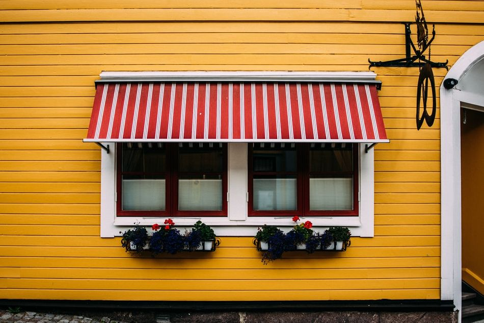 Different Types Of Awnings