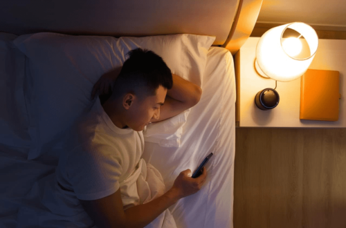How Electronic Devices Affects Sleep