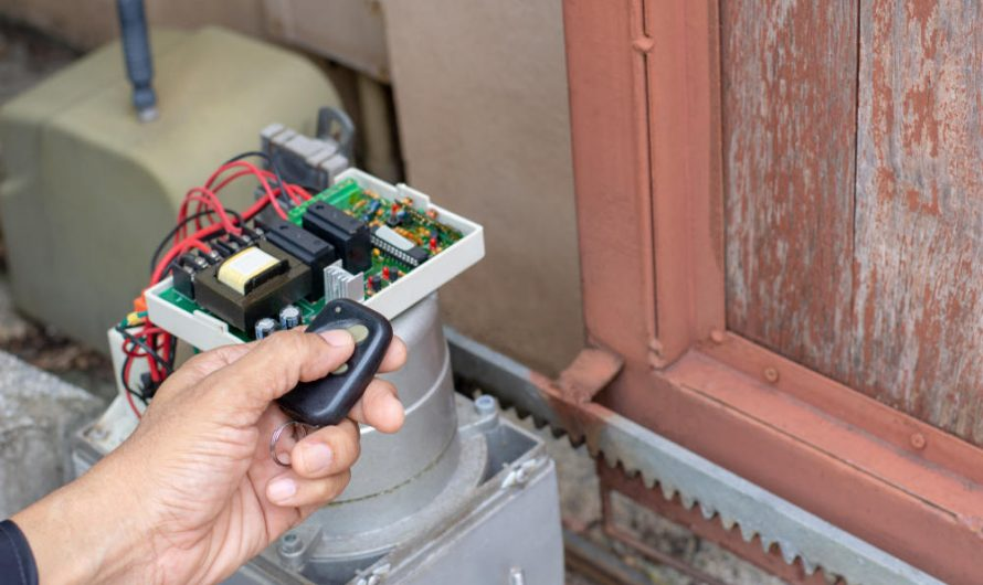 How do Garage Door remotes work?