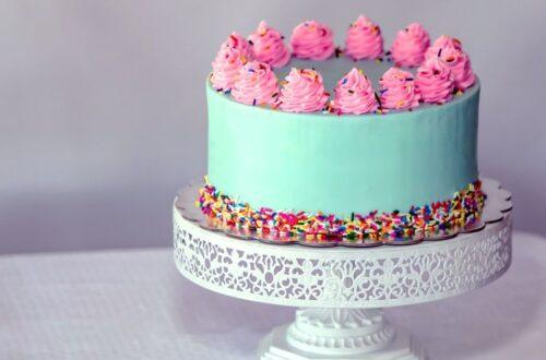 Make your cake tastier