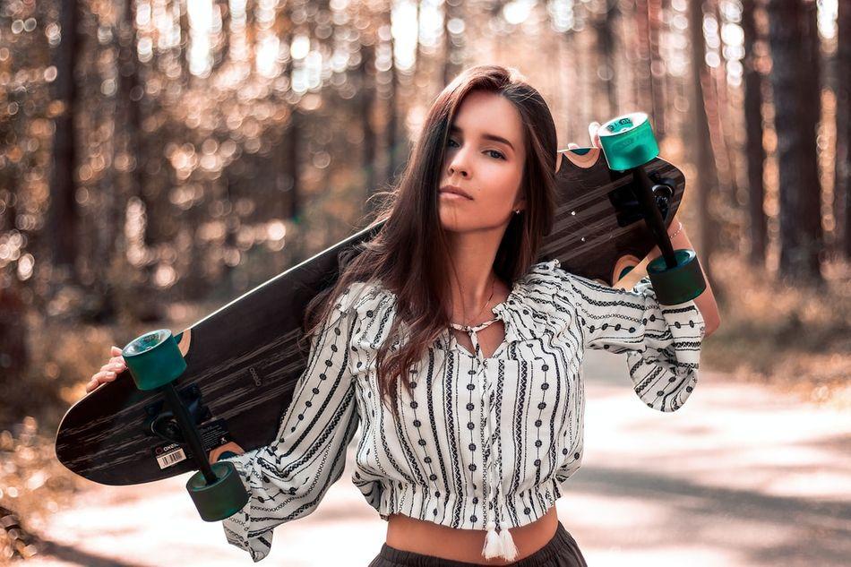 buy a cool skateboard