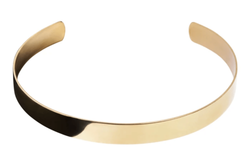 layered choker necklaces