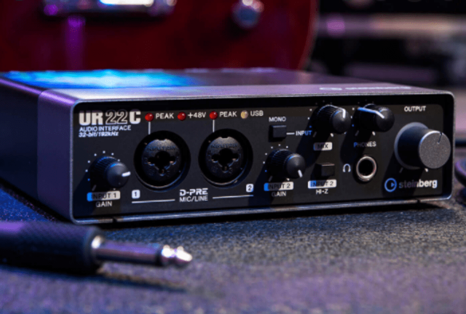 Best Audio Interface For Guitar