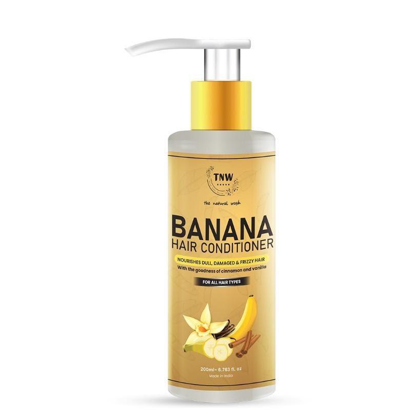 Banana Hair Conditioner