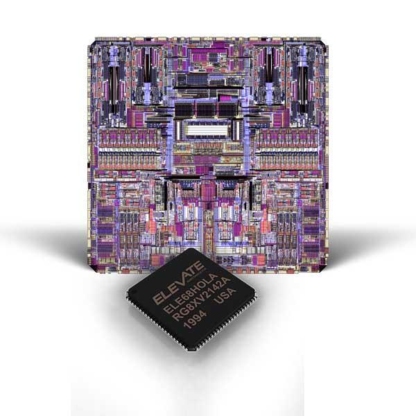 integrated pin electronics