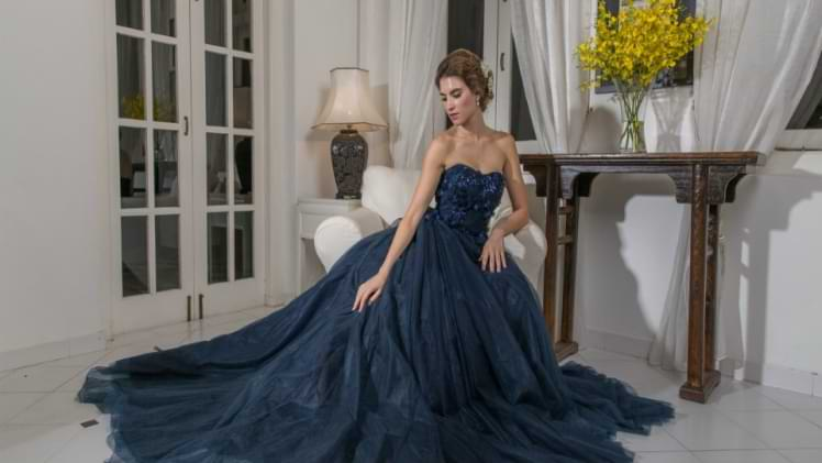 perfect women's evening dresses